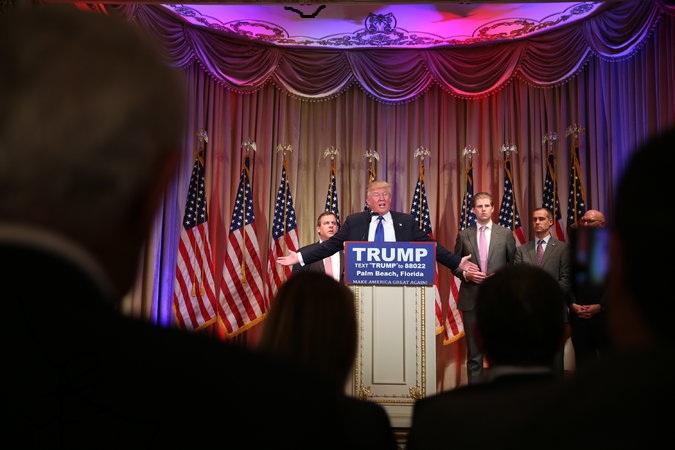 'Never Trump' Movement Dealt Setback After Super Tuesday