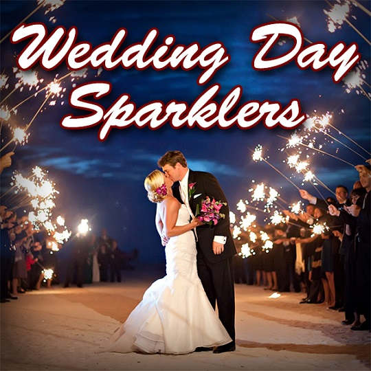 Wedding Day Sparklers is Offering Lower Prices