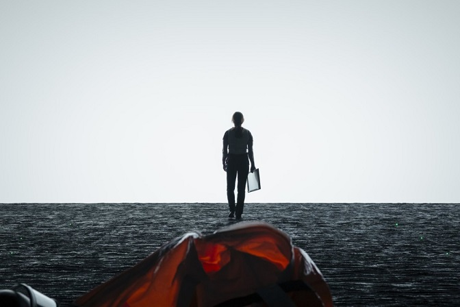 The Epic Intimacy of Arrival